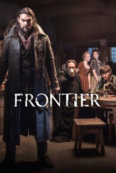 Fronteira 2ª Temporada Torrent - WEB-DL 720p/1080p Dual Áudio