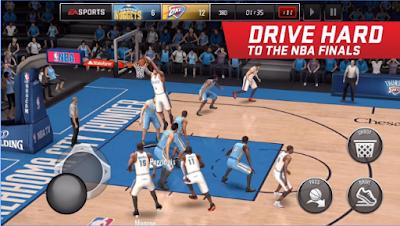 NBA LIVE Mobile Apk4
