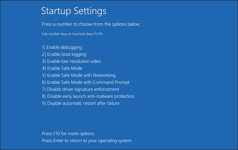 كيفية-تشغيل-ويندوز-في-الوضع-الامن-Safe-Mode