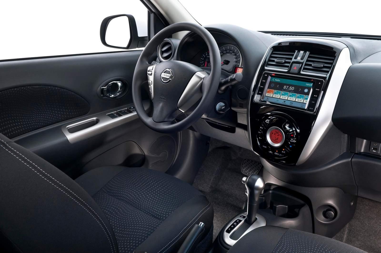 Nissan Versa 2017 Autom Tico Cvt V Deo Consumo Pre O Car Blog Br