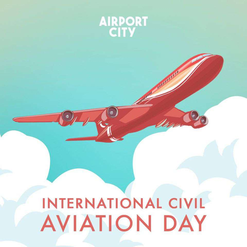 International Civil Aviation Day Wishes for Whatsapp
