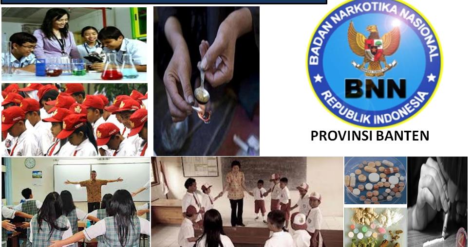 Peranan Guru Dalam Pencegahan Penyalahgunaan Narkoba Di Kalangan Pelajar Bnn Provinsi Banten
