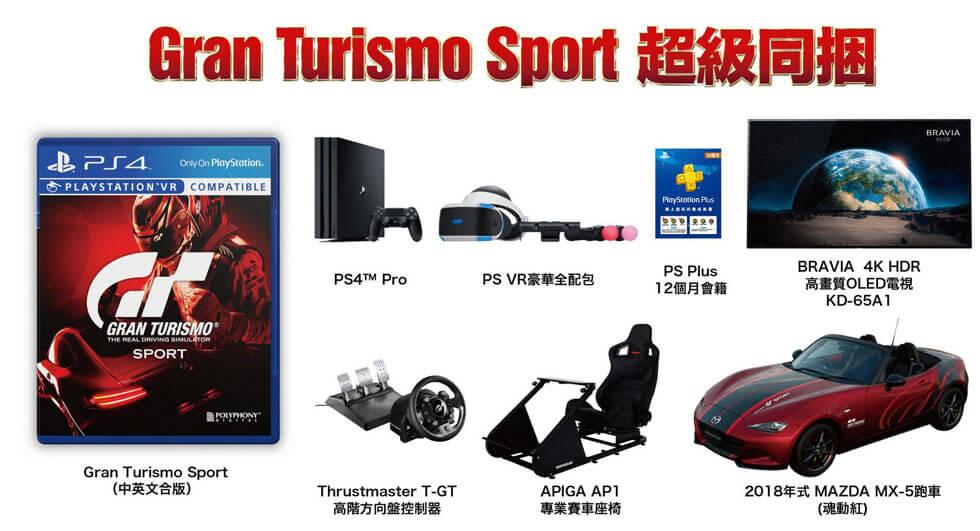 Gran Turismo Sport Super Bundle Comes With A New Mazda MX-5