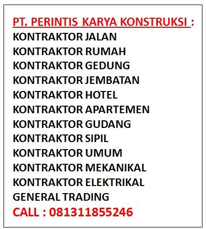 Jasa Kontraktor Rumah Jakarta