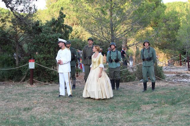 """Poučna staza """"Od kralja do cara"""" svečano otvorena na Gornjem  Kamenjaku uz interpretativnu šetnju Istra Inspirita"""