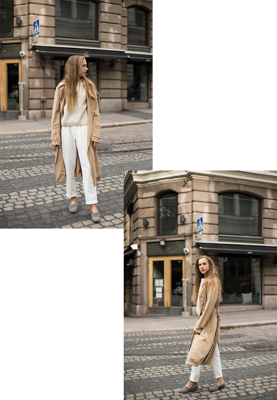 Kysymyksiä syksyn muodista ja tyylista // Questions about autumn fashion and style