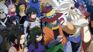 僕のヒーローアカデミア | ヒロアカ映画 第3弾 ワールド ヒーローズミッション | My Hero Academia: World Heroes Mission