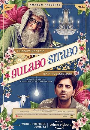 Gulabo Sitabo 2020 Hindi 720p HDRip x264 ESubs
