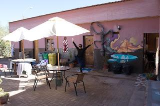 hostel La Ruca san pedro do atacama