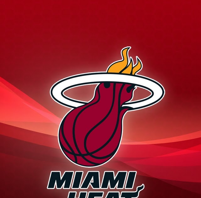 Iphone X Funny Wallpaper Miami Heat Basketball Download Iphone Ipod Touch Android