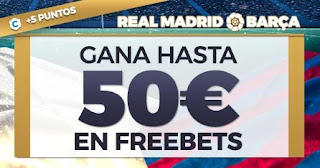 Paston promo Real Madrid vs Barcelona 10-4-2021