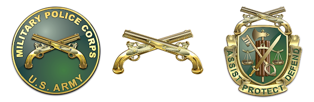 Military Insignia 3D : U S  Army Branches: Insignia and Plaques