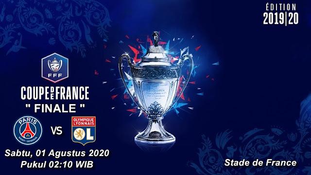 Prediksi Paris Saint Germain Vs Olympique Lyon, Sabtu 01 Agustus 2020 Pukul 02.10 WIB