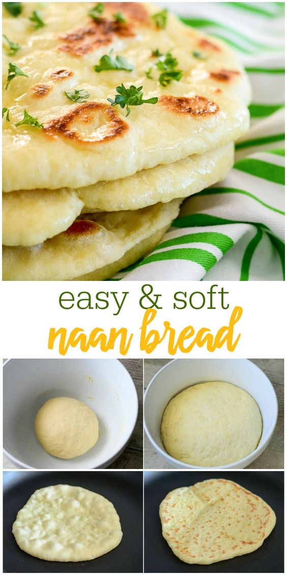HOMEMADE NAAN BREAD #recipes #healthyfoodrecipes #food #foodporn #healthy #yummy #instafood #foodie #delicious #dinner #breakfast #dessert #lunch #vegan #cake #eatclean #homemade #diet #healthyfood #cleaneating #foodstagram