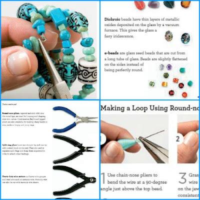 Bead Jewelry 101 sample collage 2