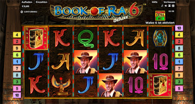 Book of Ra 6 online slot review
