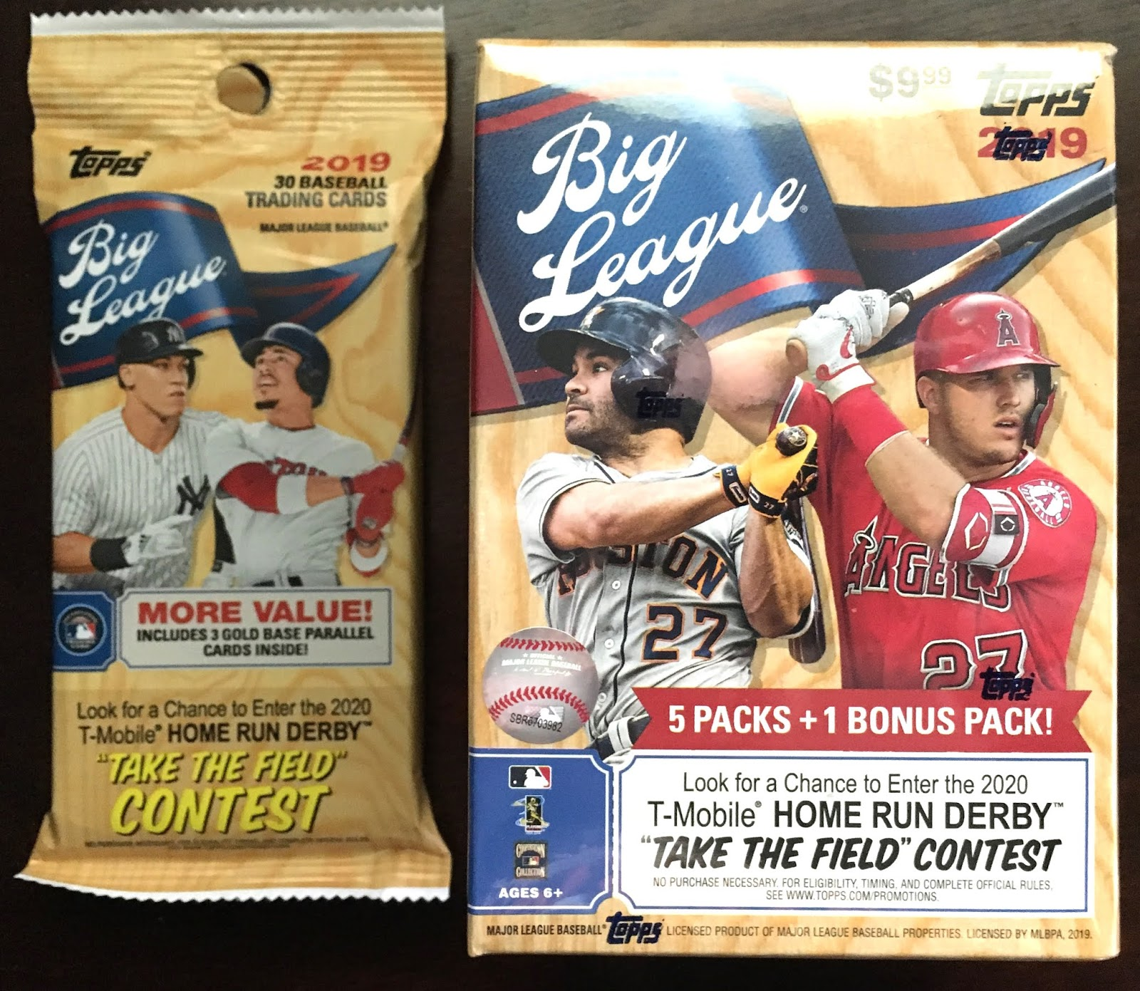 Cardboard Clubhouse Topps Big League Target Acquired
