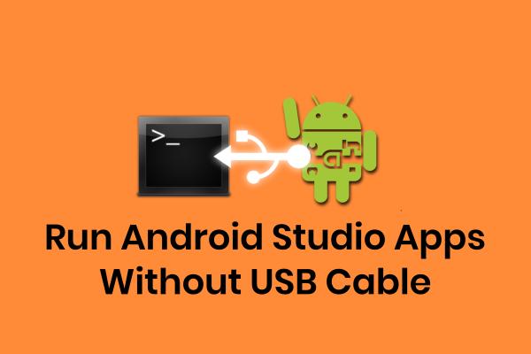 Cara Debug Aplikasi Android Studio ke Device tanpa Kabel USB - Umar Fadil
