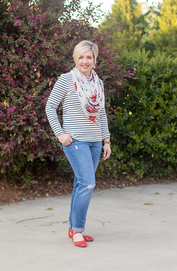 Stripes, anchors, dots, flowers- Oh my!