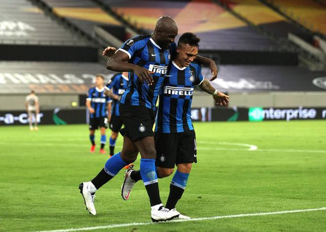 Video Inter Milan - Shakhtar Donetsk: Đại tiệc 5 bàn, Lukaku rực sáng