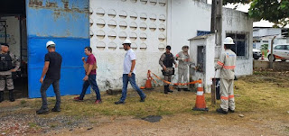 Empresario guarabirense é preso suspeito de furto de energia