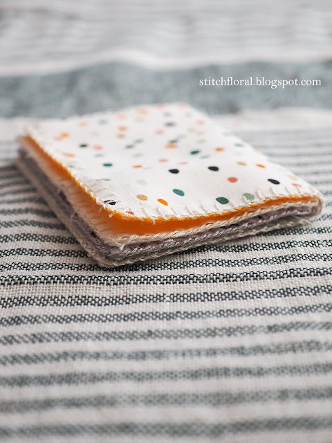 stitched journal