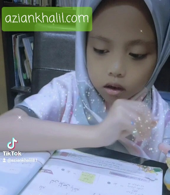 Rakaman Tugasan PDPR Anak Sekolah