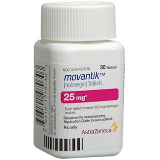 movantik helps bowel problem