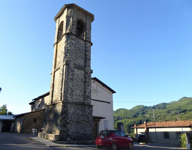 Chiesa San Donnino Garfagnana