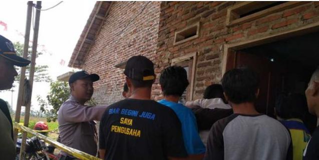 Misteri Pelaku Bertopeng Bantai Satu Keluarga di Banten