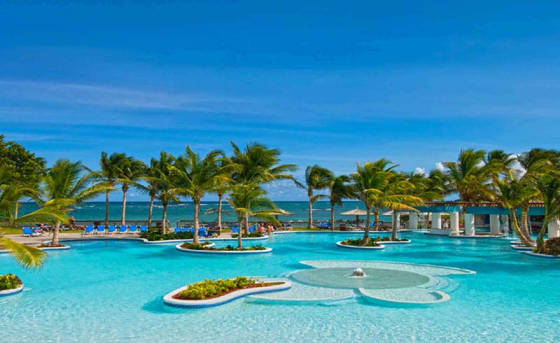 Caribbean, Caribbean & Mexico, Family Vacations, Cancun, St. Kitts And Nevis, Bahamas, Dominican Republic, All-inclusive Resorts, Resorts