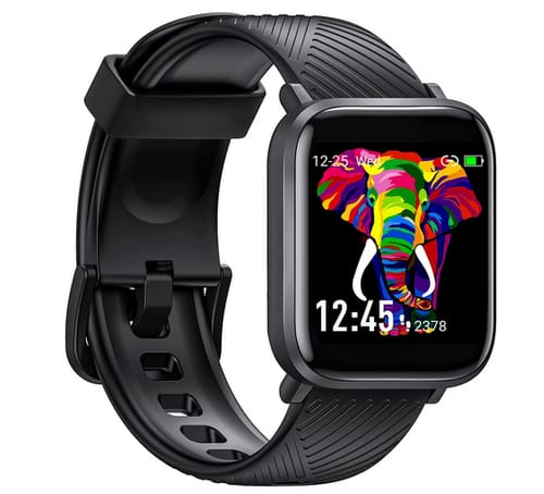 VIR MEE Fitness Watch with Heart Rate Monitor