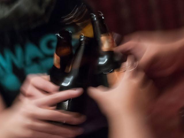 Así daña el alcohol al que no bebe