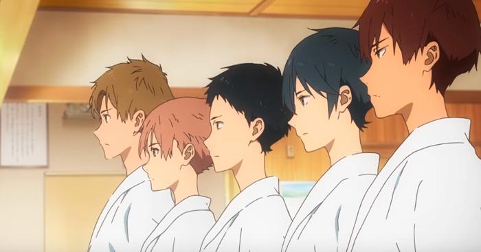Tsurune: Kazemai Koukou Kyuudou-bu anime film