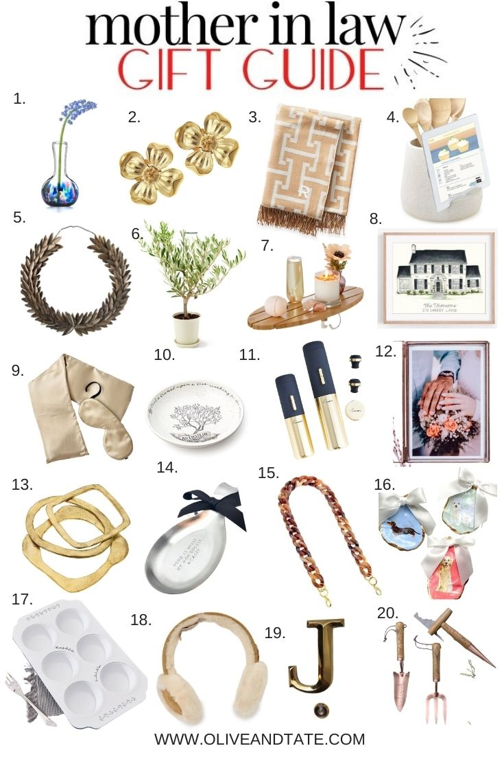 The Guides: Mother In Law Gift Guide 2020
