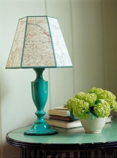 Map Lampshade on map napkins, map home decor, map mobile, map photography, map wall, map latitude, map chair, map accessories,
