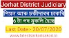 Chief Judicial Magistrate CJM, Jorhat Recruitment 2020 / Apply For 6 Peon And Chowkidar Vacancy