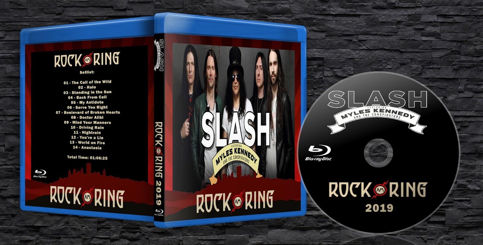 Deer5001rockcocert Slash 2019 06 07 Rock Am Ring Hd