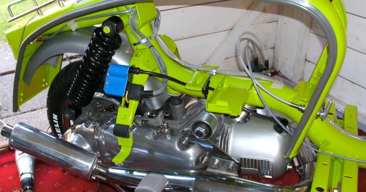 Lambretta Wiring Diagram 2006 F150 Window Serveta Li 150: The