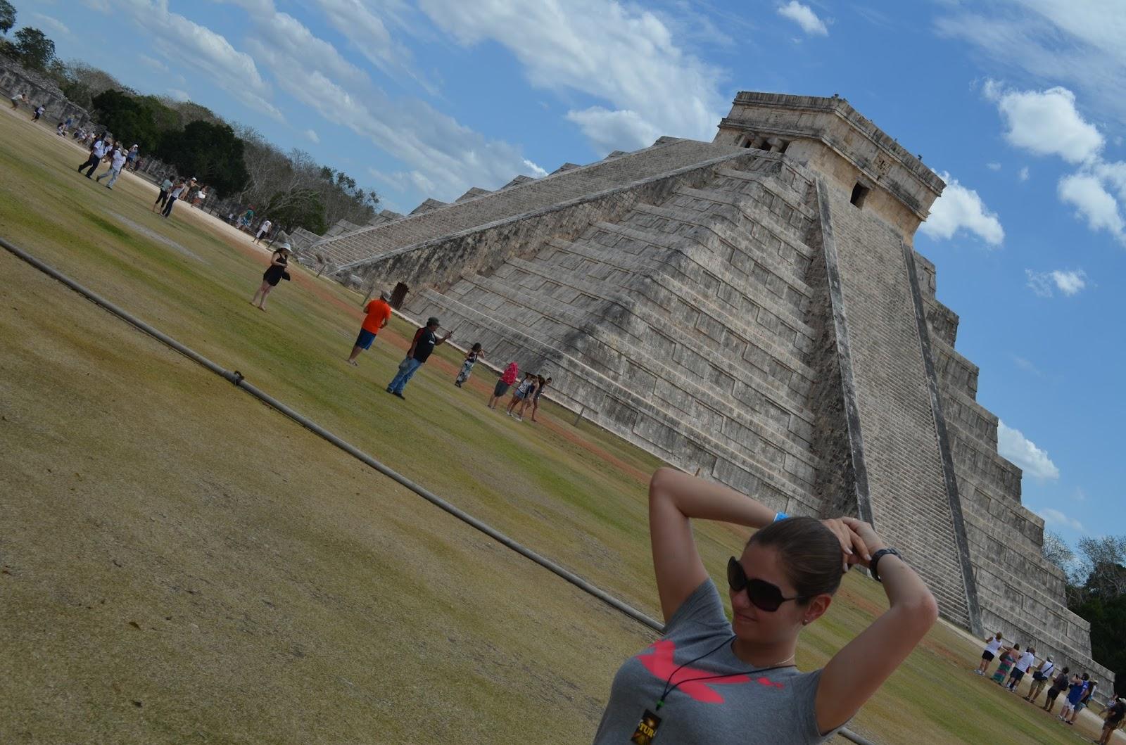 pirâmide de Kukulkan