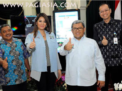 PB PON Menegaskan Tugas Maria Selena sebagai Duta