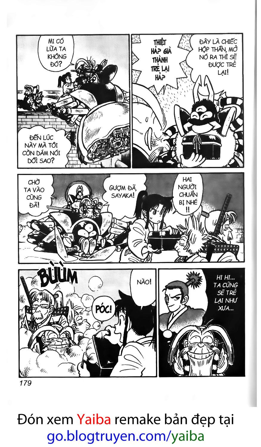 Yaiba chap 59 trang 16