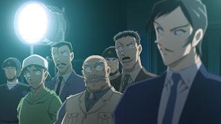Hellominju.com : 名探偵コナンアニメ 第984話『キッド vs 高明狙われた唇(後編)』  | Detective Conan ep.984 Kaitou Kid vs Takaaki | Hello Anime !