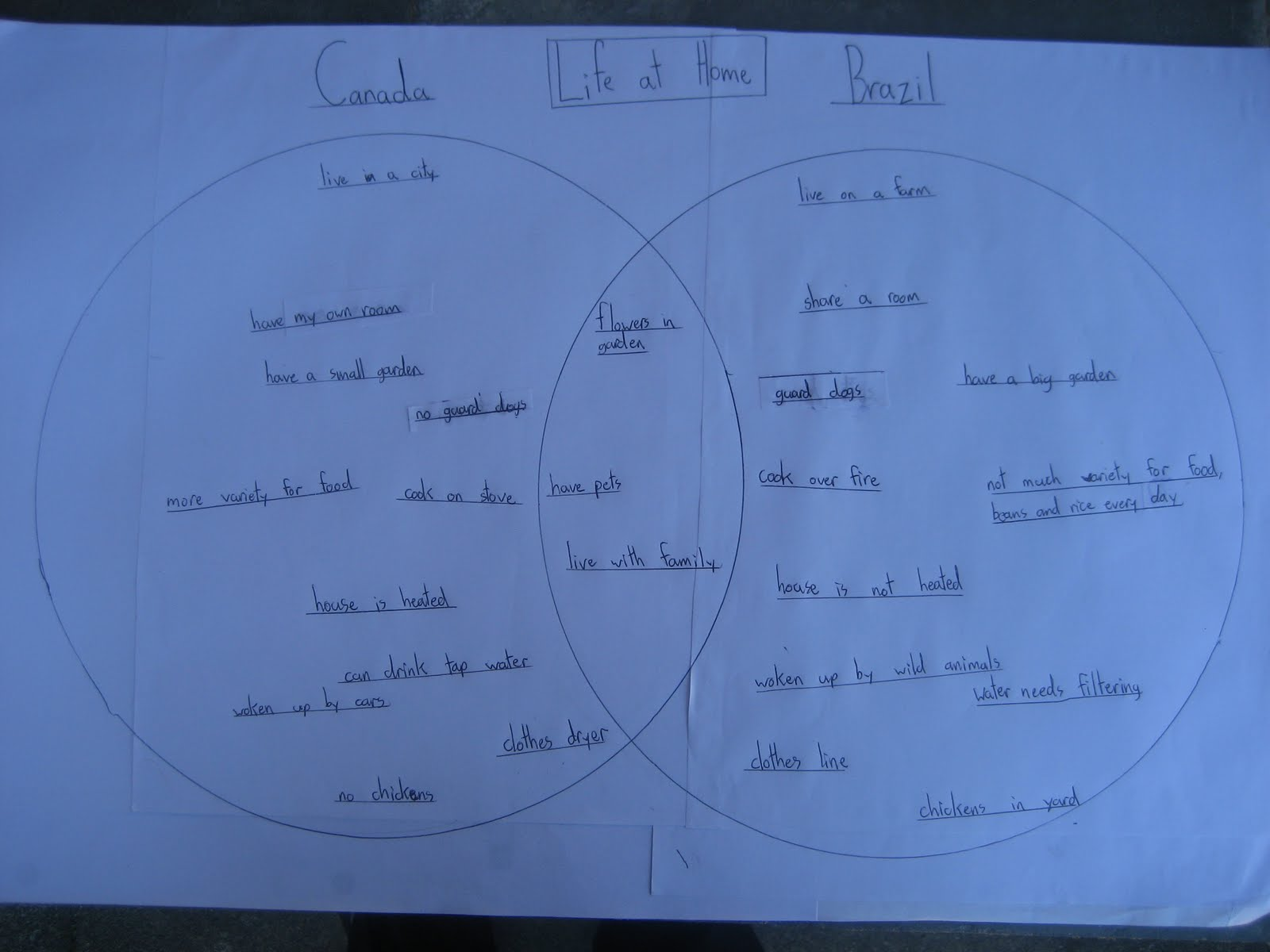 term 3 social studies venn diagrams [ 1600 x 1200 Pixel ]