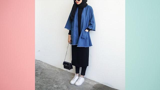 Inspirasi Model Fashion Hijab Modern dan Kasual