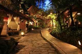 Villa murah dekat kampung daun lembang