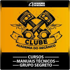 Clube da Academia do Mecânico - Curso Online de Mecânica Geral
