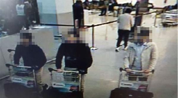 Suspek Pengeboman Lapangan Terbang Brussels Dikenalpasti! (GAMBAR)