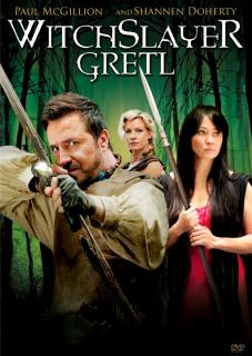 Gretel y el Cazador de Brujas