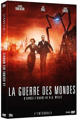 La Guerre des mondes minisérie DVD CINEBLOGYWOOD